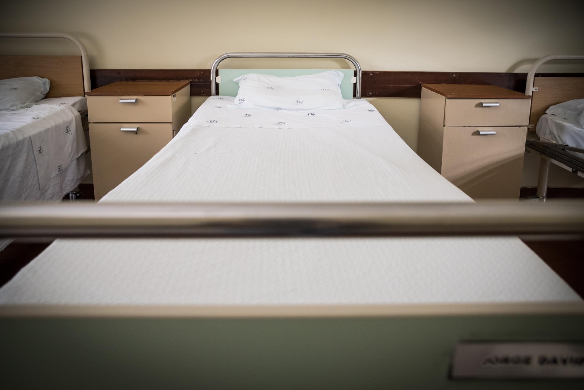 <p>Em Portugal existem 4 camas para 25 000 habitantes em psiquiatria de adulto.</p>