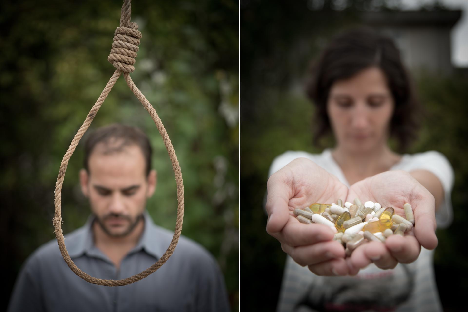 <p>A taxa de mortalidade por suicídio nos homens é 4 a 6 vezes superior à taxa de mortalidade por suicídio nas mulheres, em todas as regiões do país.</p>