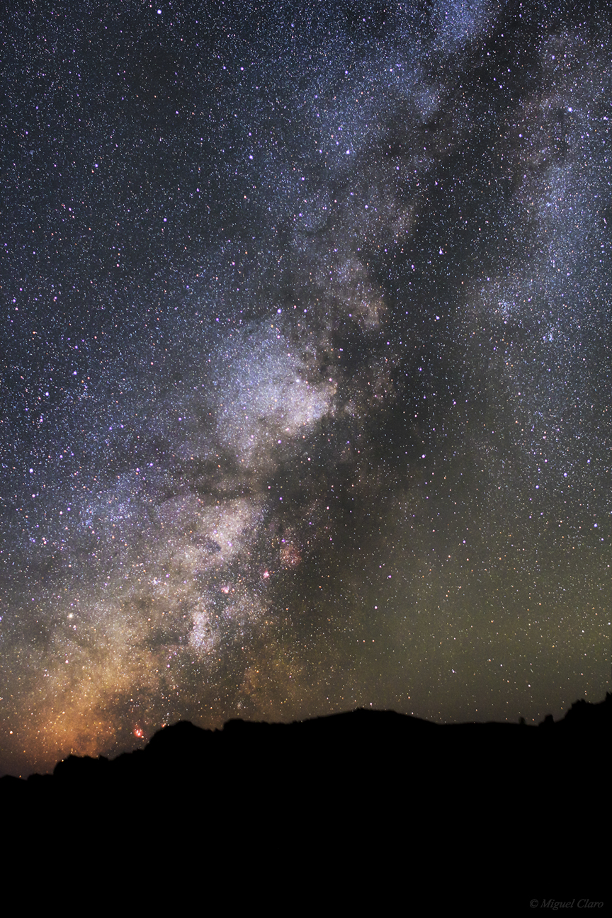 <h5>La Palma Sky – An Impressive deep view of Milky Way</h5>