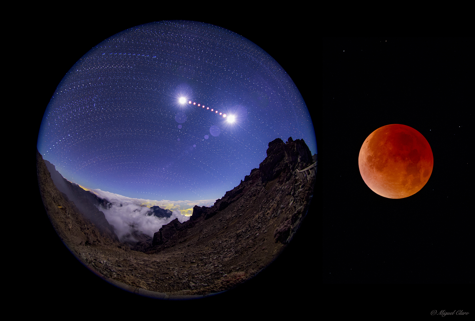 <h5>Total Lunar Eclipse of 2015</h5>