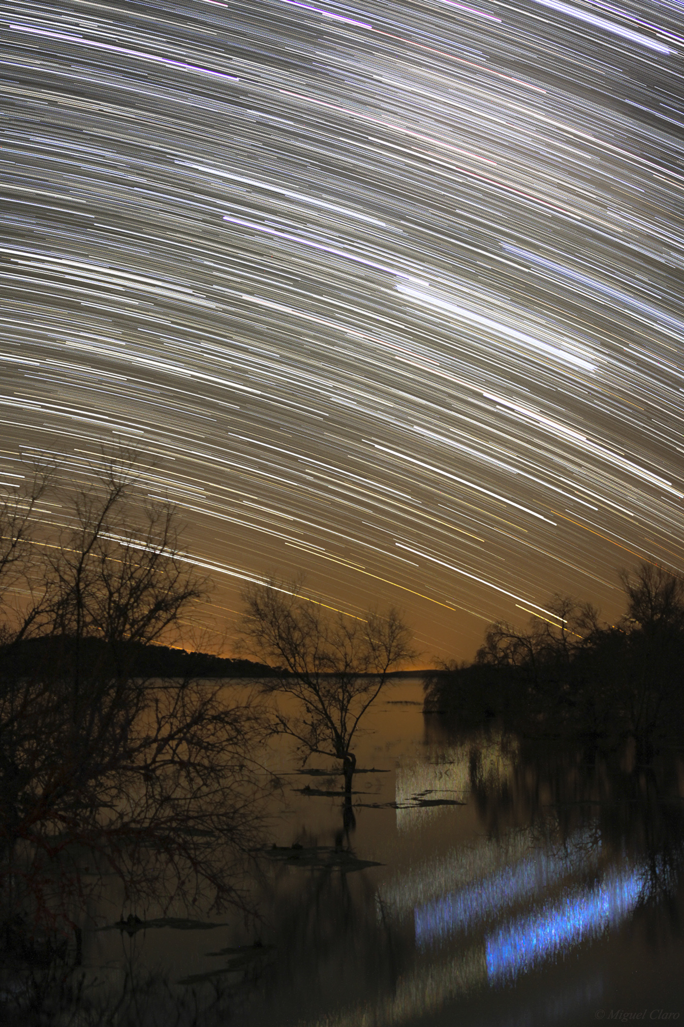 "<h5>Alqueva Lake, a natural ""Star Seismograph""</h5>"