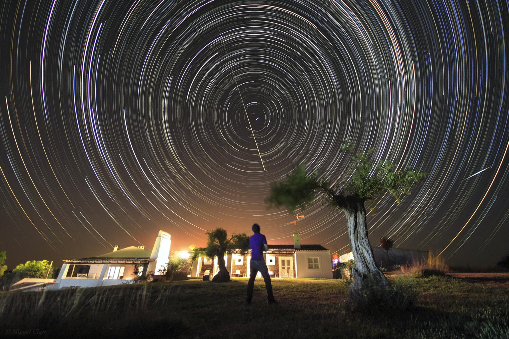 <h5>Finding Polaris Star in Falperras Hill</h5>