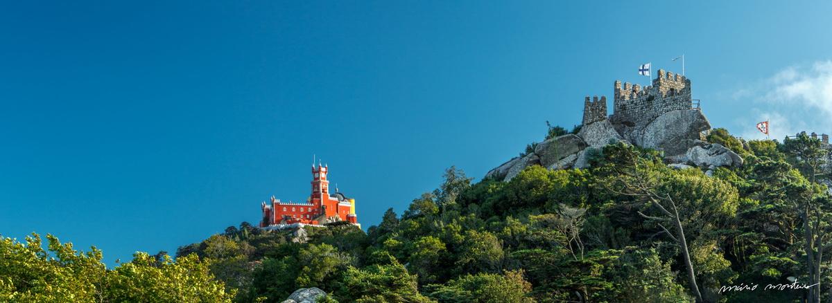 <h5>WV14</h5><p>Palácio da Pena e Castelo dos Mouros - Sintra - Portugal</p>