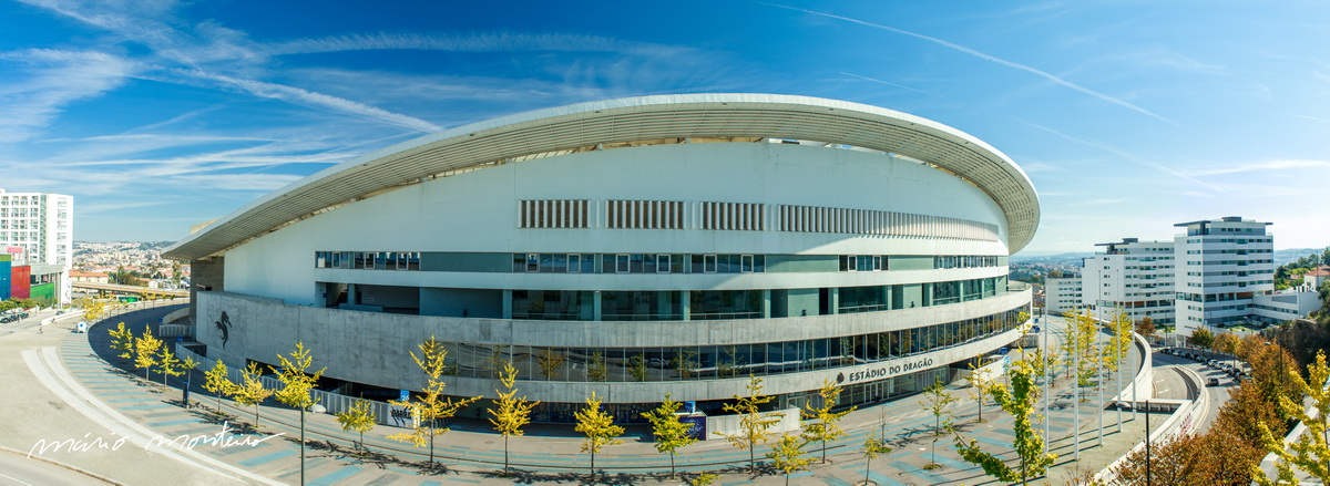 <h5>WV12</h5><p>Estádio do Dragão (exterior) - Porto - Portugal</p>