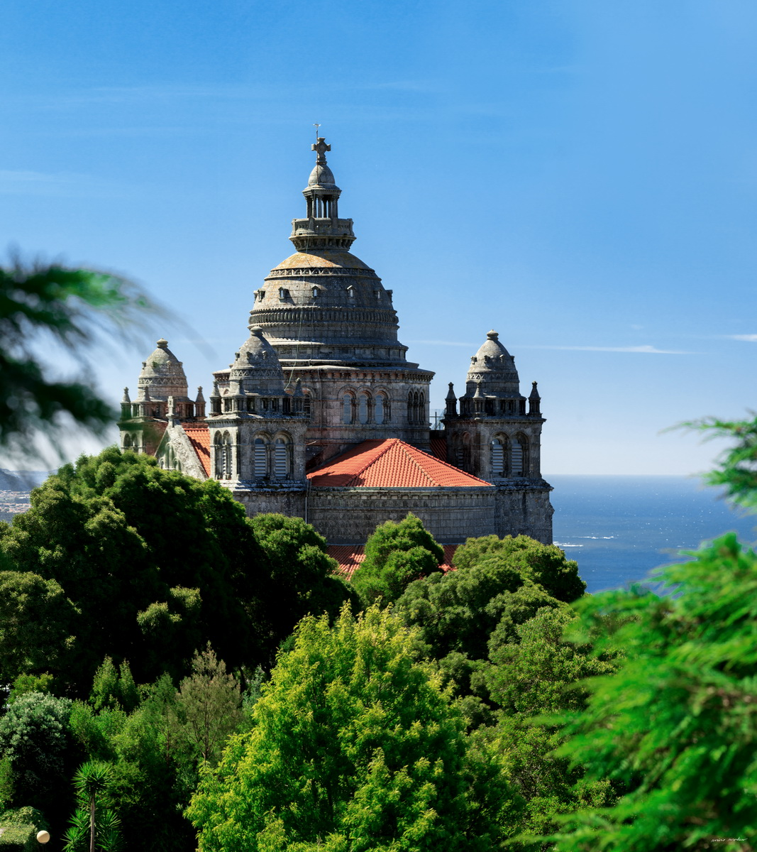 <h5>WV27</h5><p>Santuário de Santa Luzia - Viana do Castelo - Portugal</p>