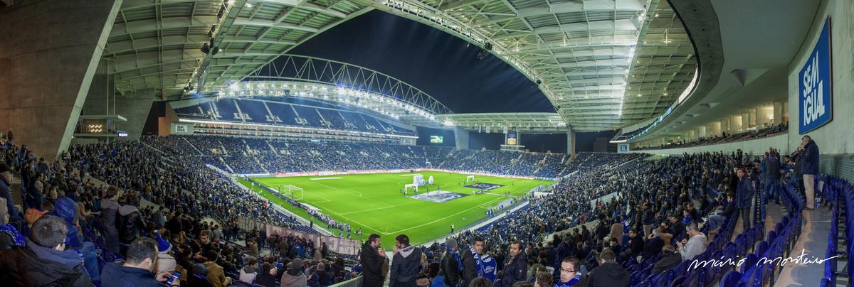 <h5>WV03</h5><p>Estádio do Dragão (interior) - Porto - Portugal</p>