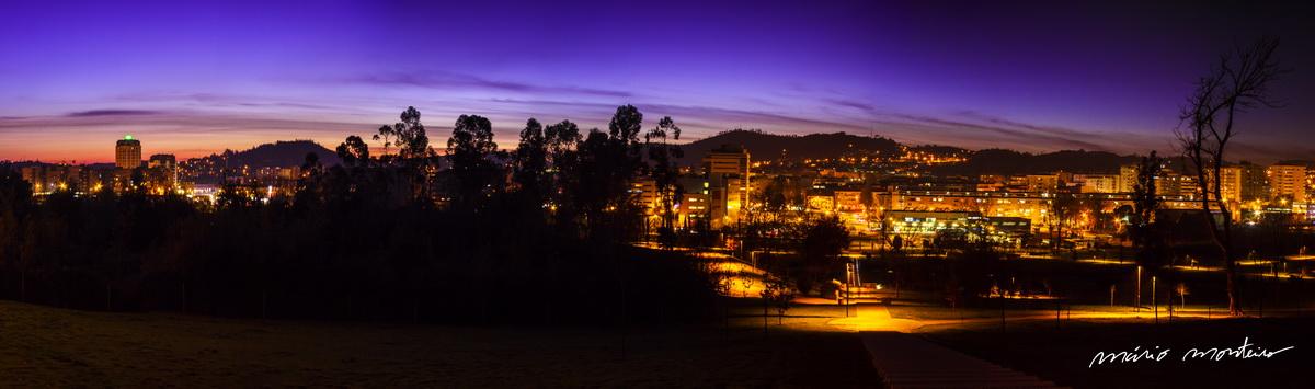 <h5>WV04</h5><p>Parque da Devesa e Famalicão noite - Vila Nova de Famalicão - Portugal</p>