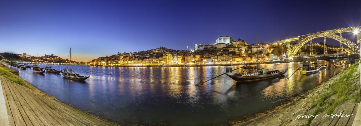 <h5>WV11</h5><p>Rio Douro anoitecer - Porto - Portugal</p>