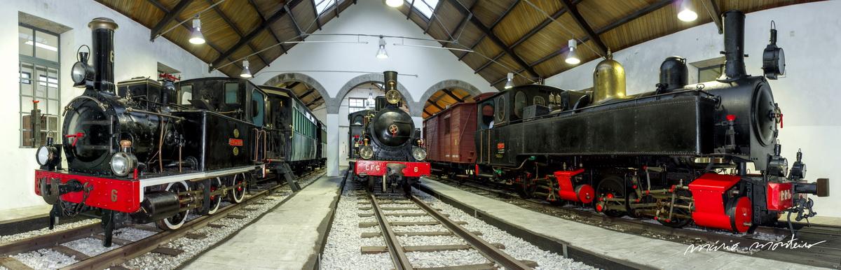 <h5>WV09</h5><p>Comboios antigos - Lousado - Vila Nova de Famalicão - Portugal</p>