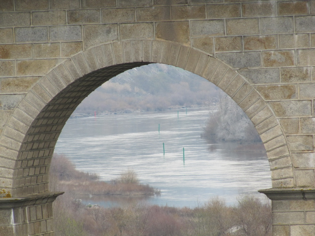 <h5>O rio na curva</h5>