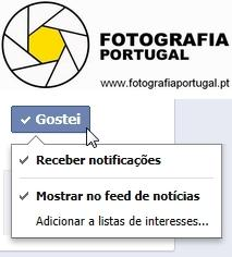 GOSTO pagina FP