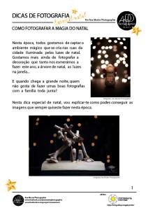 Fotografar a magia do natal_1