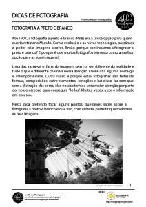 006 - Fotografia a Preto e Branco 1