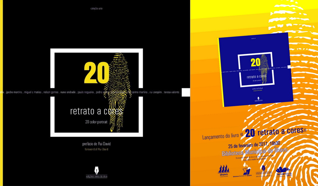 Livro Retrato a Cores - BR