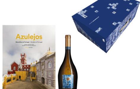 Azulejos Maravilhas de Portugal-CX - BR